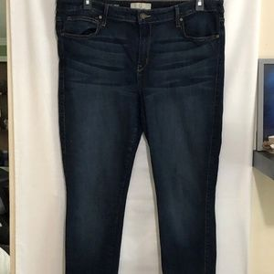 Cookie Johnson (Peace Skinny) Size 36